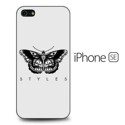 1d Harry Styles Tattoos iPhone SE Case - iPhone SE case