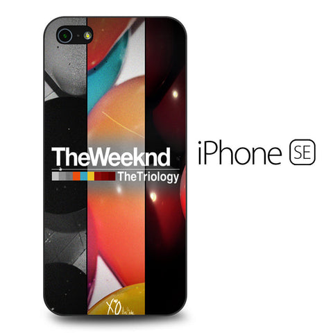The Weeknd The Triology iPhone SE Case