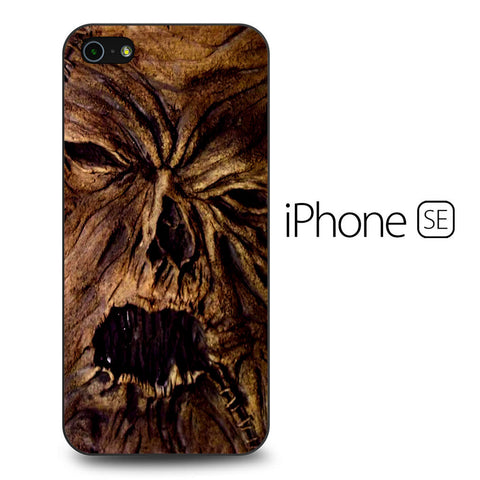 Book Of The Dead Necronomicon iPhone SE Case