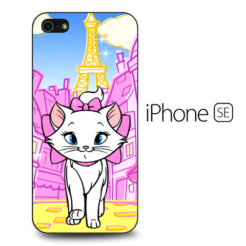 Marie The Aristocats iPhone SE Case