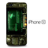 Pipboy 3000 Fall Out iPhone SE Case