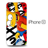 Simpsons Bart iPhone SE Case