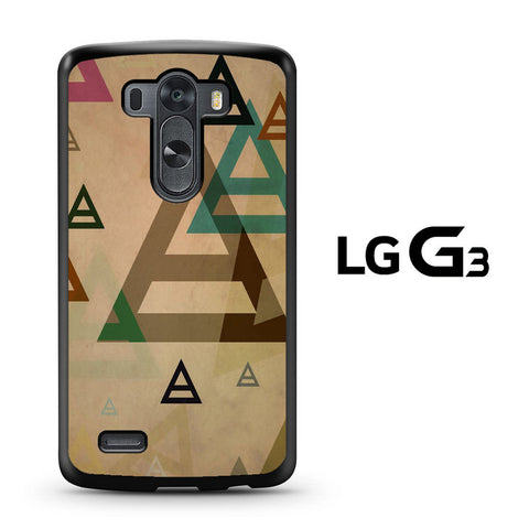 30 Second to Mars Pattern LG G3 Case
