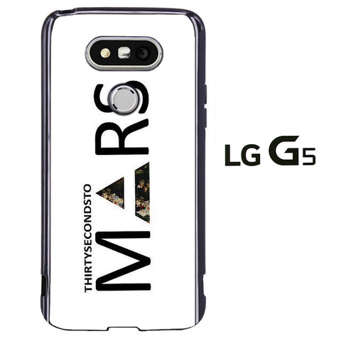 30 Second to Mars Logo LG G5 Case - ggians