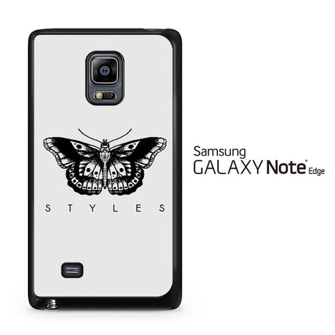 1d Harry Styles Tattoos Samsung Galaxy Note Edge Case - Samsung Galaxy Note Edge case