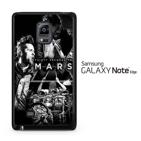 30 Second to Mars Live in Concert Samsung Galaxy Note Edge Case