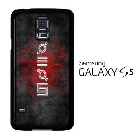 30 Second To Mars Script Samsung Galaxy S5 Case