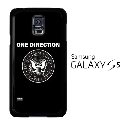 1D Liam Zayn Niall Harry Louis Samsung Galaxy S5 Case - Samsung Galaxy S5 case