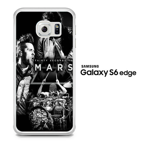 30 Second to Mars Live in Concert Samsung Galaxy S6 Edge Case - Samsung Galaxy S6 Edge case