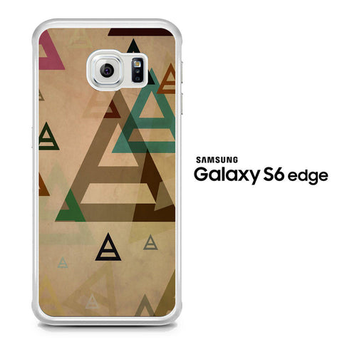 30 Second to Mars Pattern Samsung Galaxy S6 Edge Case