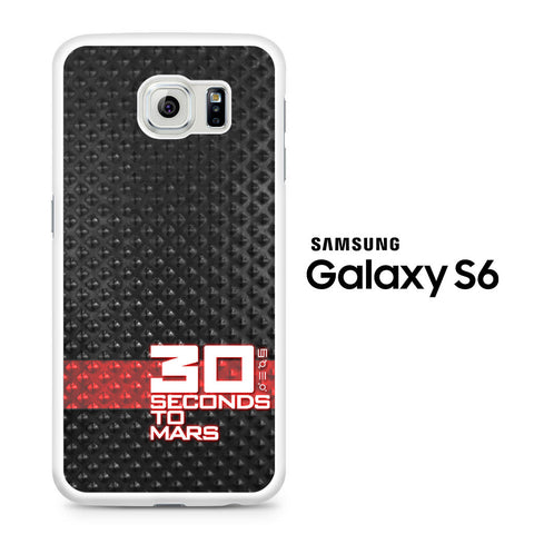30 Second To Mars Samsung Galaxy S6 Case