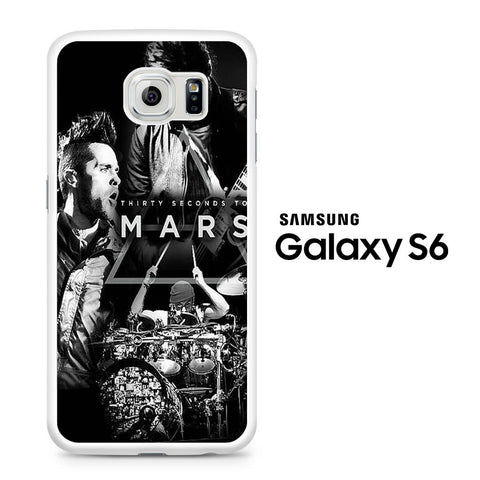 30 Second to Mars Live in Concert Samsung Galaxy S6 Case - Samsung Galaxy S6 case