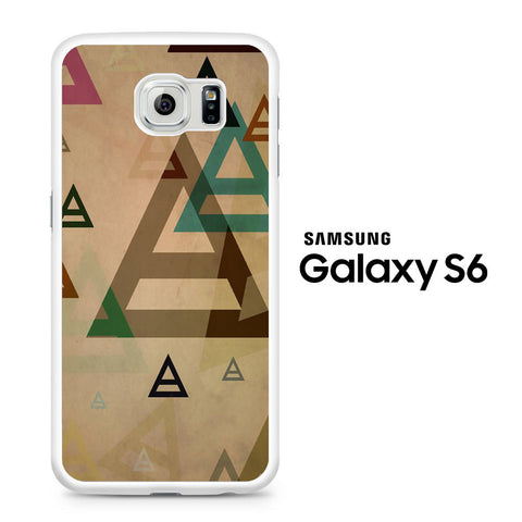 30 Second to Mars Pattern Samsung Galaxy S6 Case