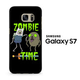 Adventure Time Zombie Episode Samsung Galaxy S7 Case