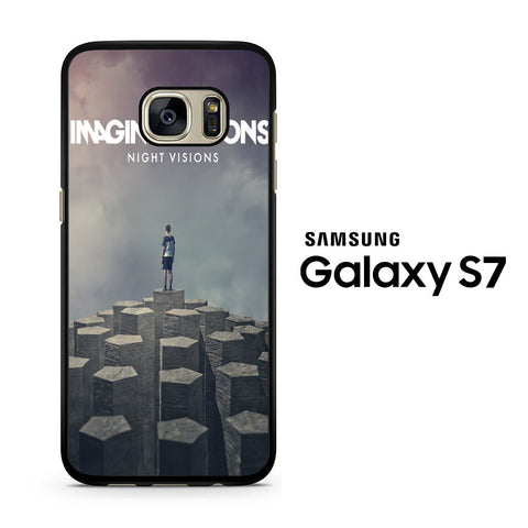 Imagine Dragons Cover Samsung Galaxy S7 Case