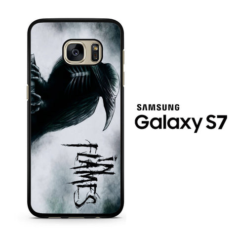 In Flames Samsung Galaxy S7 Case