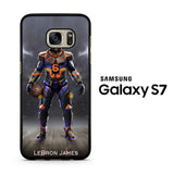 Lebron James Nike Samsung Galaxy S7 Case