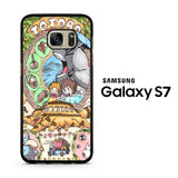 Neighbour Totoro Samsung Galaxy S7 Case