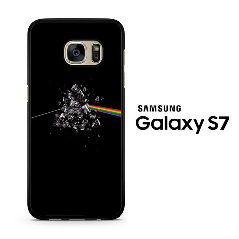 Pink Floyd Glass Broken Samsung Galaxy S7 Case