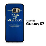 The Book Of Mormon Samsung Galaxy S7 Case