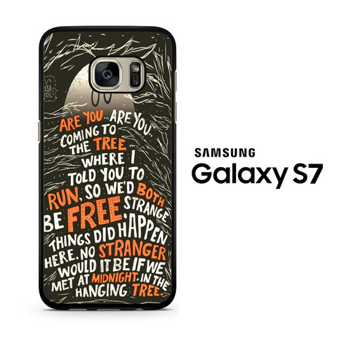 The Hanging Tree Samsung Galaxy S7 Case