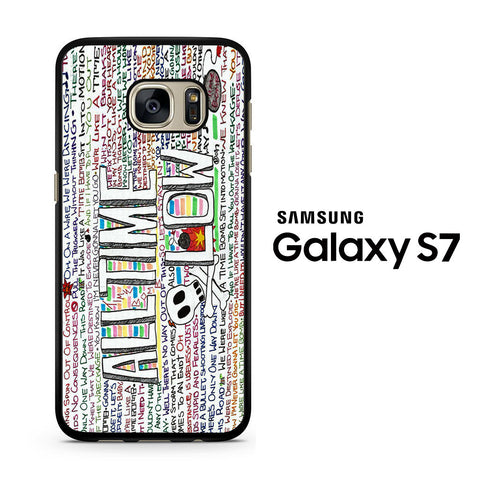 All Time Low - Time Bomb Samsung Galaxy S7 Case