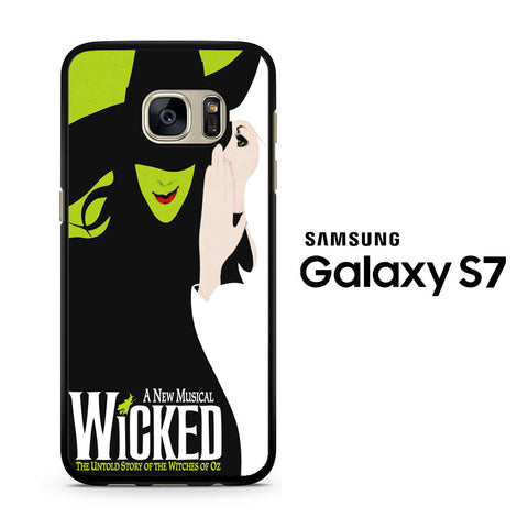 Broadway Musical Wicked Samsung Galaxy S7 Case