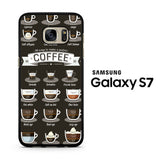OK, But First Coffee Samsung Galaxy S7 Case