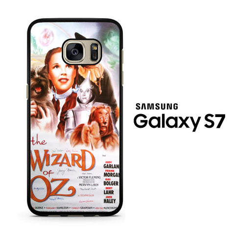 Wizard of Oz Movie Samsung Galaxy S7 Case