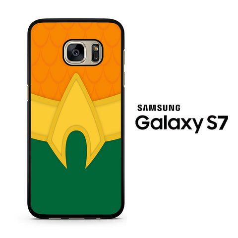 Aquaman Logo Samsung Galaxy S7 Case