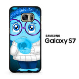Disney Inside Out Sadness Samsung Galaxy S7 Case