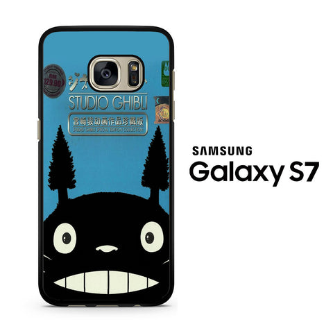 My Neighbour Totoro Cover Samsung Galaxy S7 Case