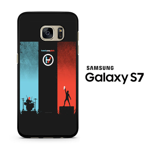 Twenty One Pilots Concert Samsung Galaxy S7 Case