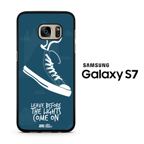 Arctic Monkeys Fluorescent Adolescent Samsung Galaxy S7 Case