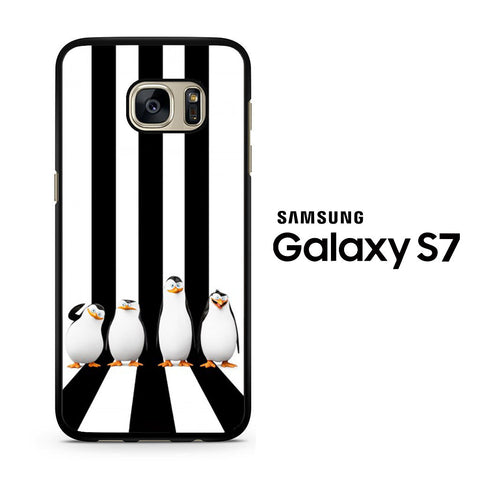 Penguinsn of Madagascar Samsung Galaxy S7 Case
