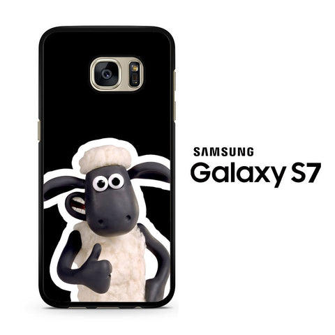 Shaun The Sheep Samsung Galaxy S7 Case
