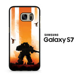 Stanby For Titanfall Samsung Galaxy S7 Case
