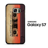 Awesome Guardians Galaxy Samsung Galaxy S7 Case