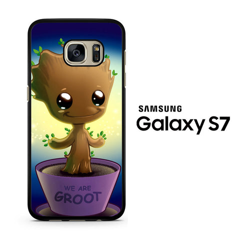 Baby Groot Samsung Galaxy S7 Case