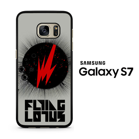 Flying Lotus Samsung Galaxy S7 Case