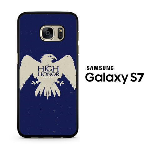 Game Of Thrones - Arryn As High As Honor Samsung Galaxy S7 Case