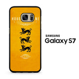 Game Of Thrones - house clegane Samsung Galaxy S7 Case