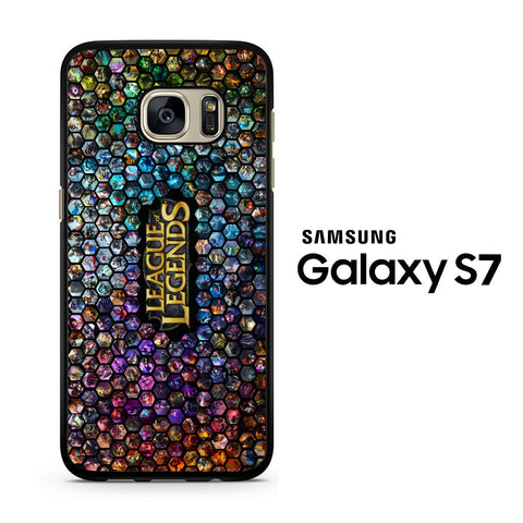 League of Legends Samsung Galaxy S7 Case