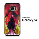 Maleficent Samsung Galaxy S7 Case