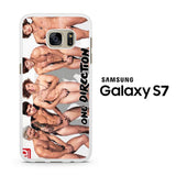 1D Naked Samsung Galaxy S7 Case - Samsung Galaxy S7 case