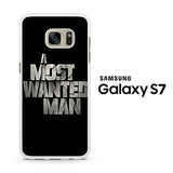A Most Wanted Man Samsung Galaxy S7 Case