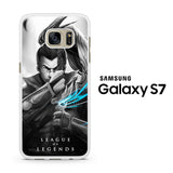 League of Legends Yasuo Samsung Galaxy S7 Case