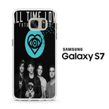 All Time Low Future Heart Samsung Galaxy S7 Case