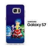 Disney Inside Out Characters Samsung Galaxy S7 Case