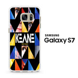 Keane Perfect Symmetry Samsung Galaxy S7 Case